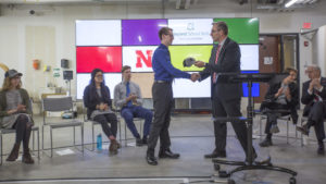 Innovation Fellows excited for 'incredible' outreach opportunity