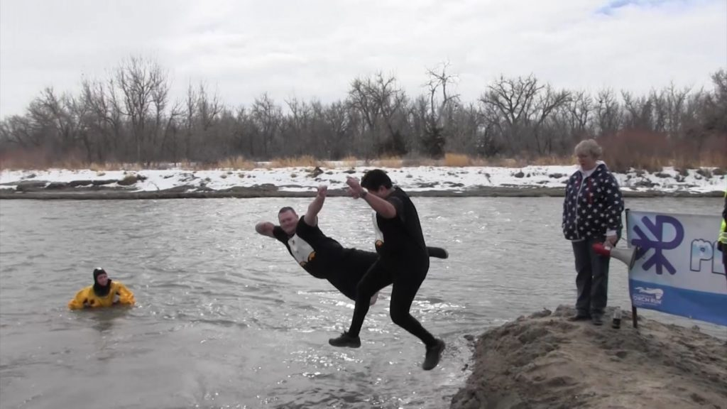 Teams encouraged to register for annual Panhandle Polar Plunge