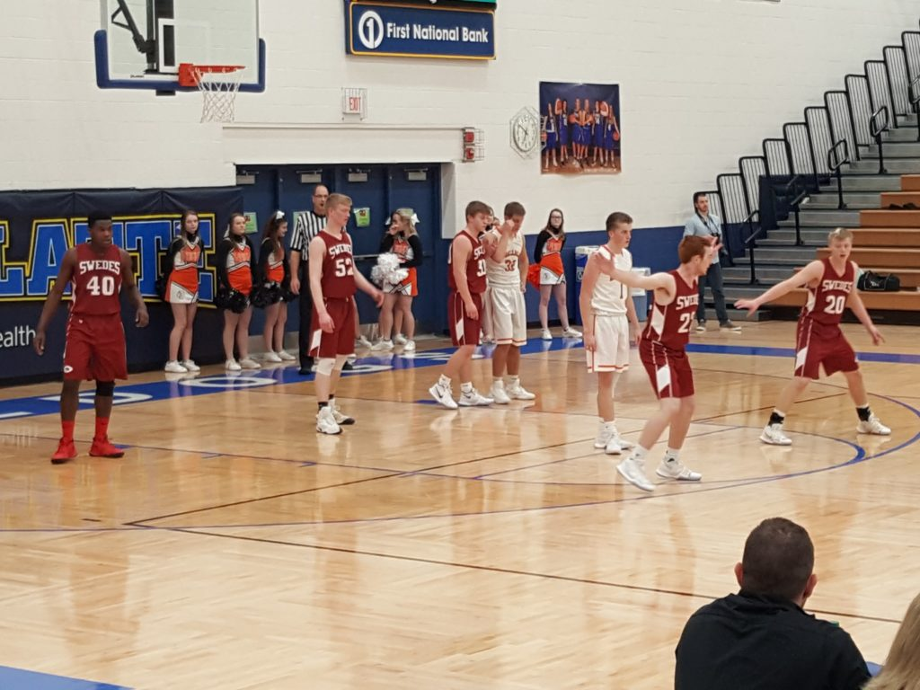 (Audio) Ogallala Advances With Win Over Gothenburg