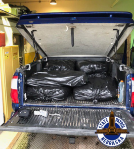 I-80 Traffic Stops Yield Seizure of 218 LBs of Marijuana