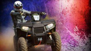 ATV rider injured in accident