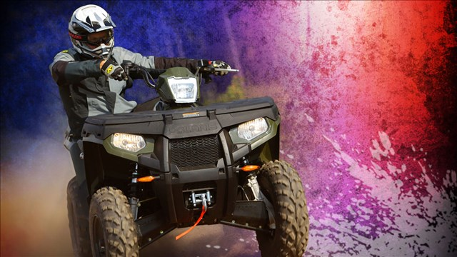 ATV rider injured in accident