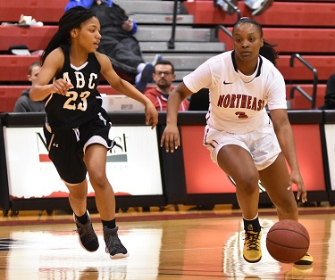 Northeast women cap off regular season with win over Marshalltown