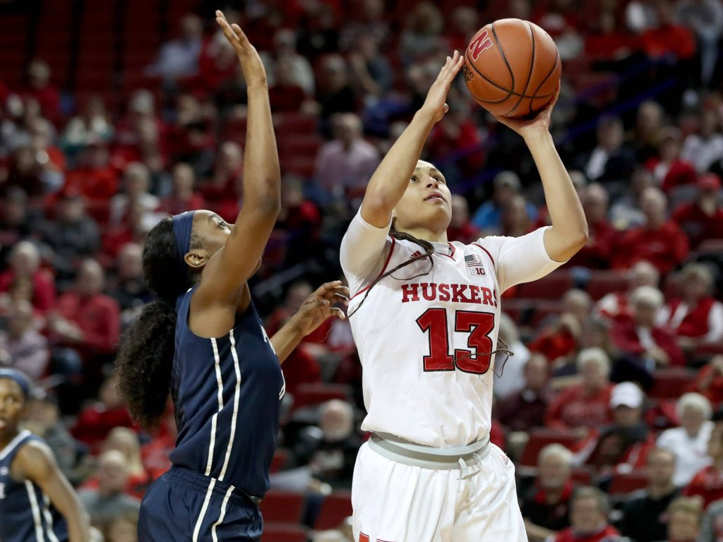 Huskers Come Up Short At Maryland