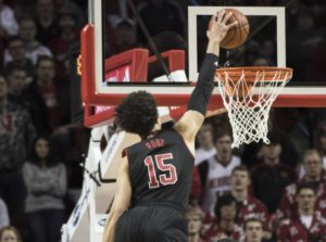 Hot Start Leads Huskers to Fifth Straight Win