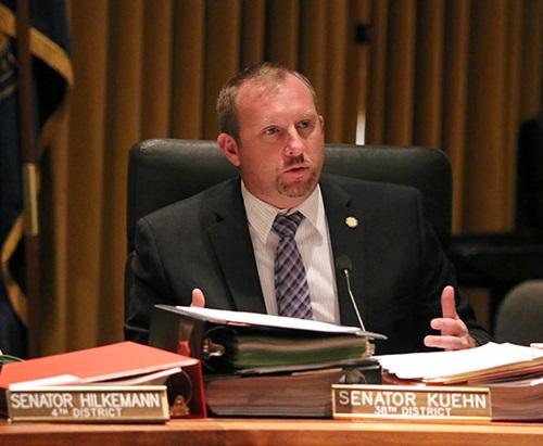 Nebraska lawmaker proposes legislative ethics board