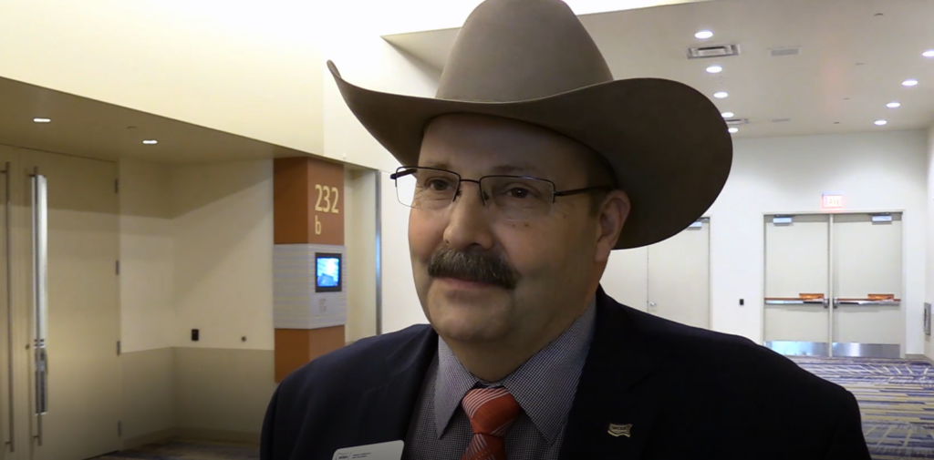 (Video) Craig Uden reflects on year as NCBA President