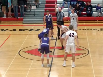 Cozad Boys Improve To 16-3 With Victory Over Minden