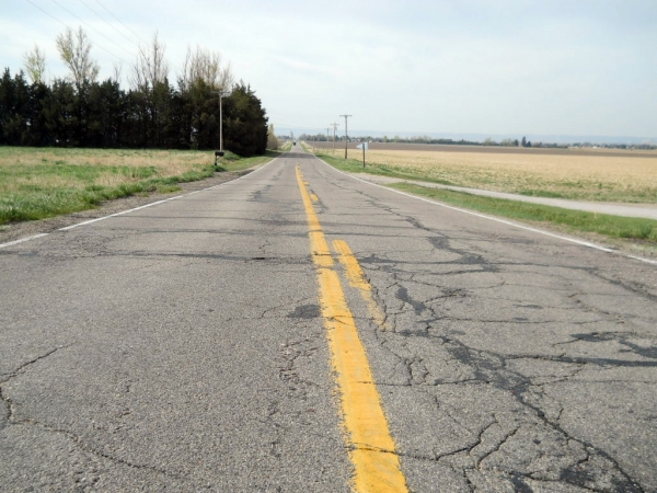 County road maintenance moving from a challenge to possible crisis