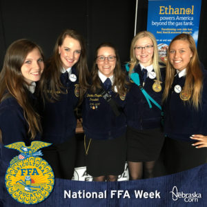 National FFA Week: February 17-24, 2018