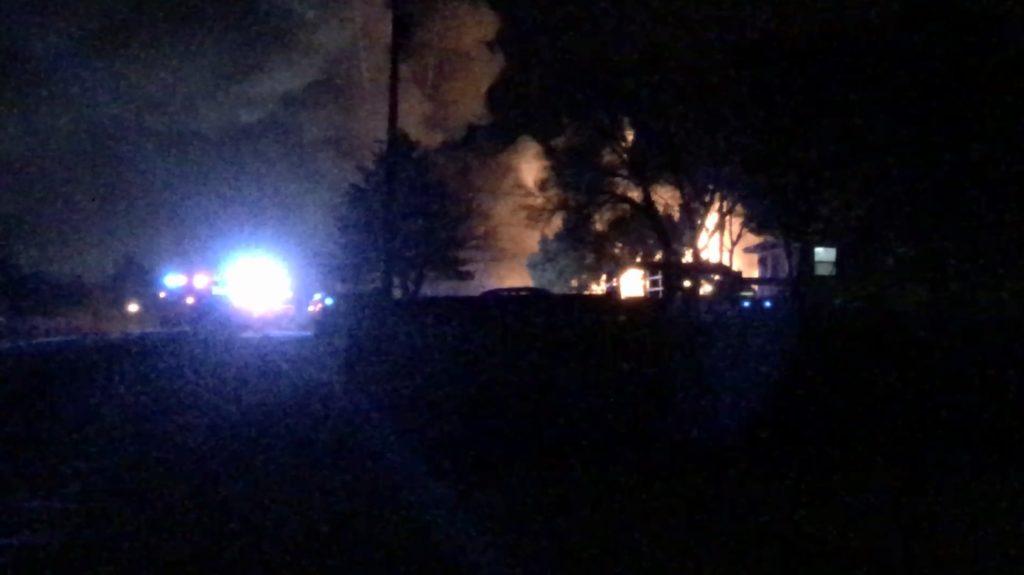 Cause of rural Mitchell fire still undetermined