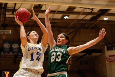 Lopers Earn Sweep At Home