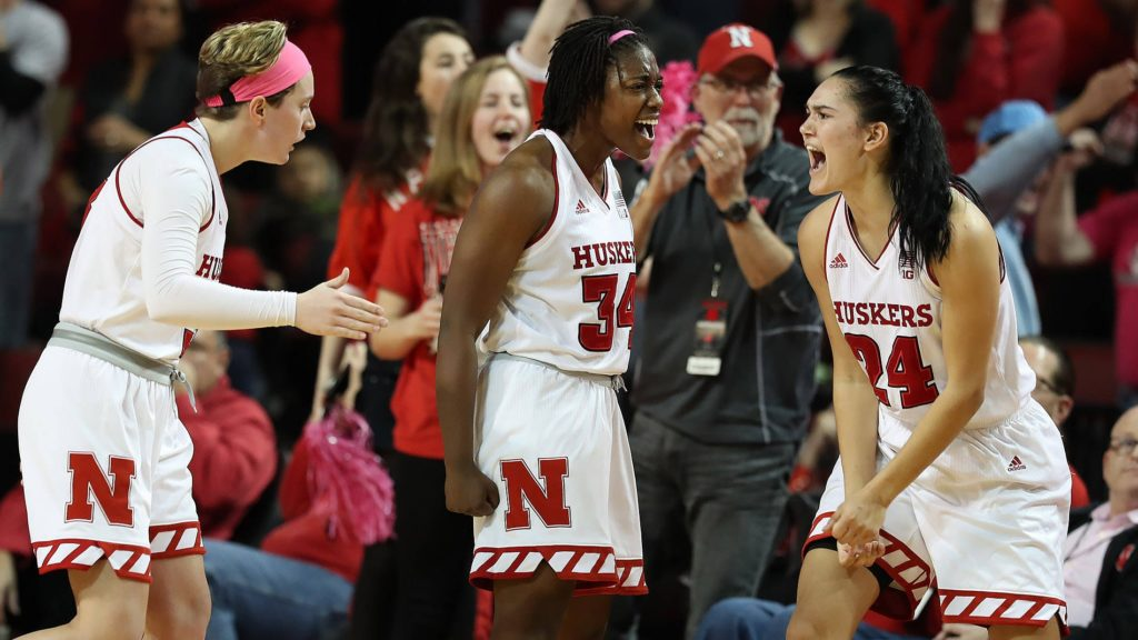 Husker Women to Face Strong Set of Big Ten opponents in 2018-19 Conference Schedule