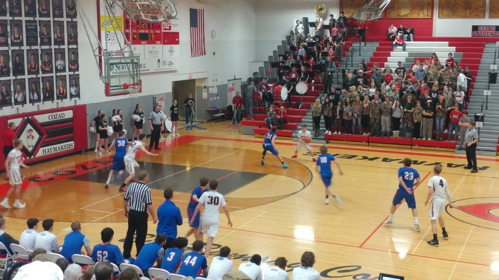 (Audio) Cozad Boys Lead Wire-to-Wire Over Gibbon