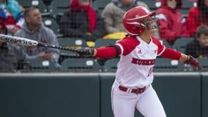 Husker Softball falls to UCLA