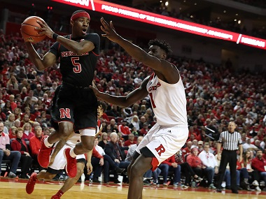 Huskers knock off Terps for 6th straight win