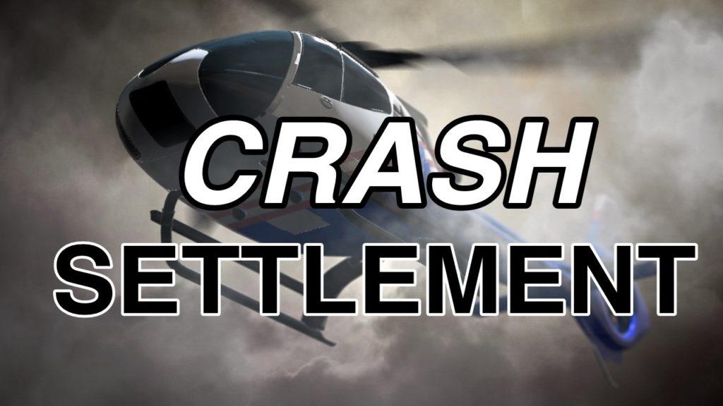 Man badly hurt in Colorado air crash gets $100M