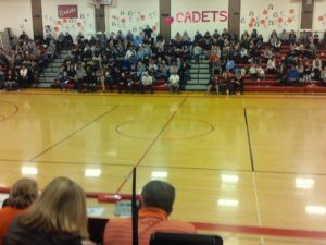 (AUDIO) BRLD holds off Oakland-Craig in Boys C2-3 Sub-District Final