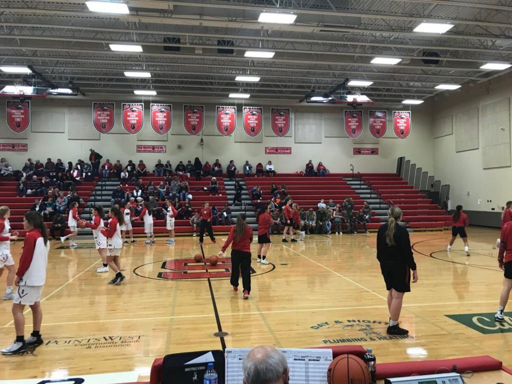 HS Hoops: scores, a few notes, thoughts