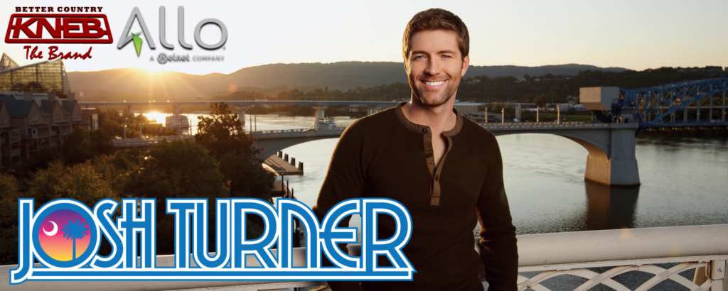 KNEB bringing Josh Turner to Oregon Trail Days