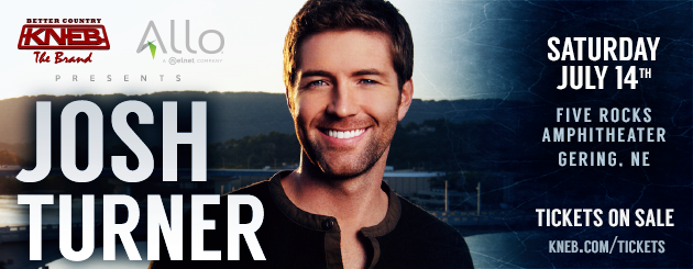 Josh Turner ON SALE