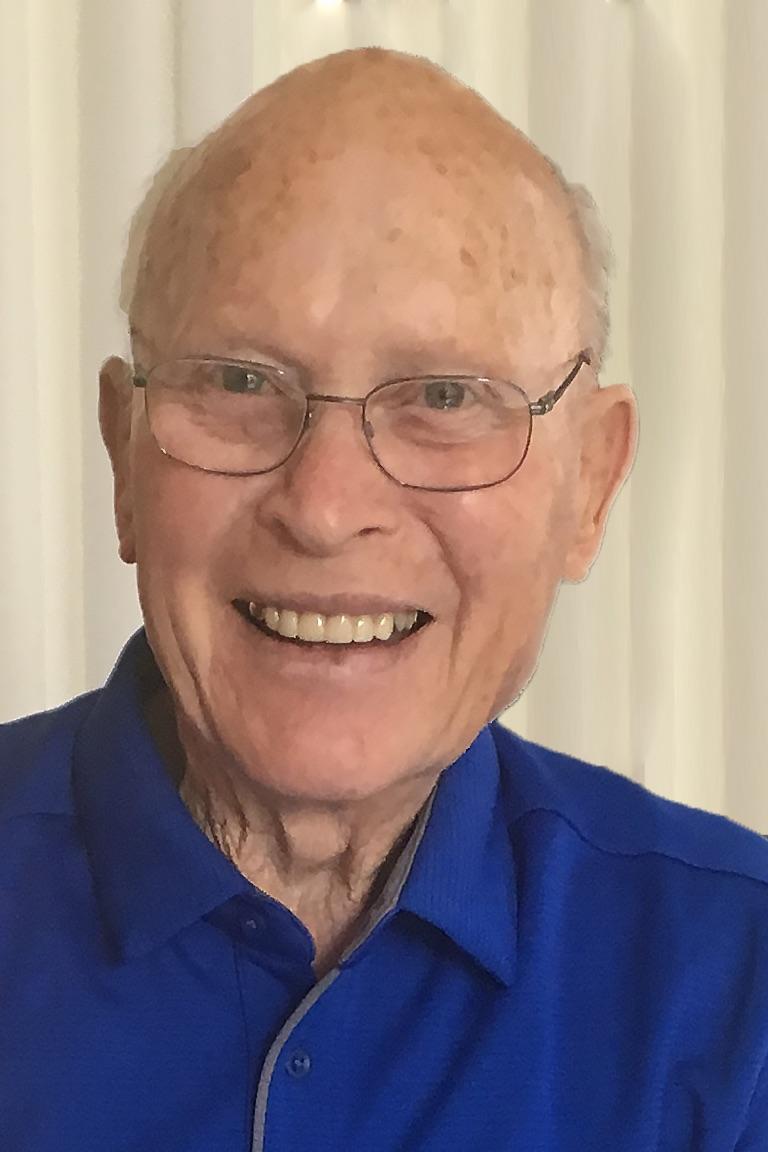 John Albert Scharf, age 87 of Curtis, Nebraska