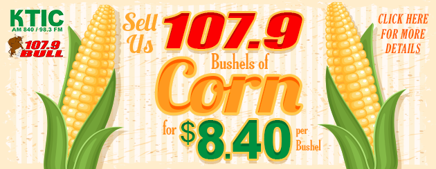 Purchase 107.9 Bushels of Corn