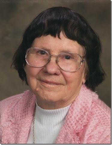 Alta Myrtle Lewis, 91
