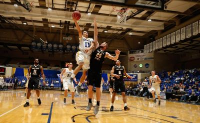 Lopers Earn Split With Longtime Rival