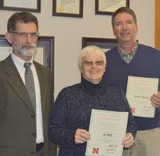 Parents salute two from NCTA