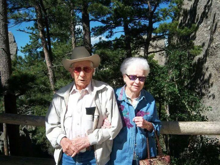 Doug Hurd Newkirk, 98 - Maxine Cecilia Newkirk, 96, both of Bridgeport