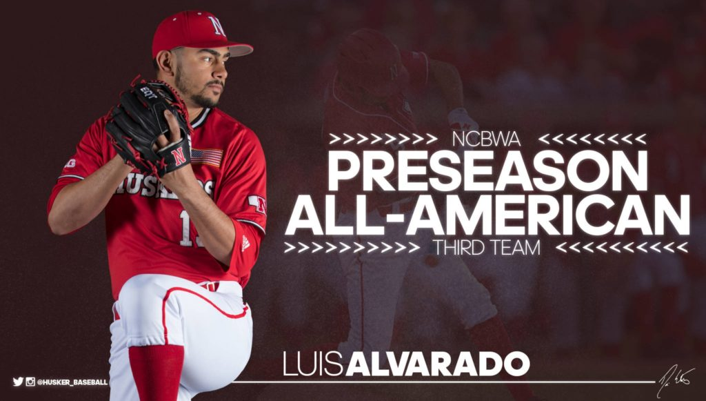 Alvarado Earns Preseason Recognition from NCBWA