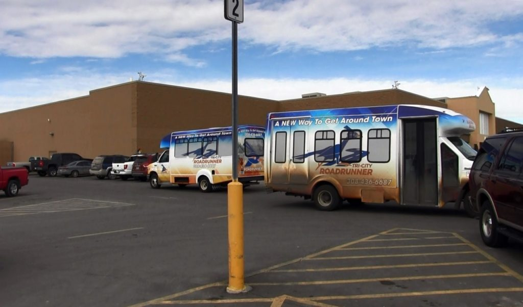 Response continues to be good for Roadrunner bus service
