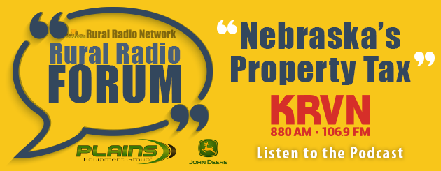 Rural Radio Forum-Property Tax