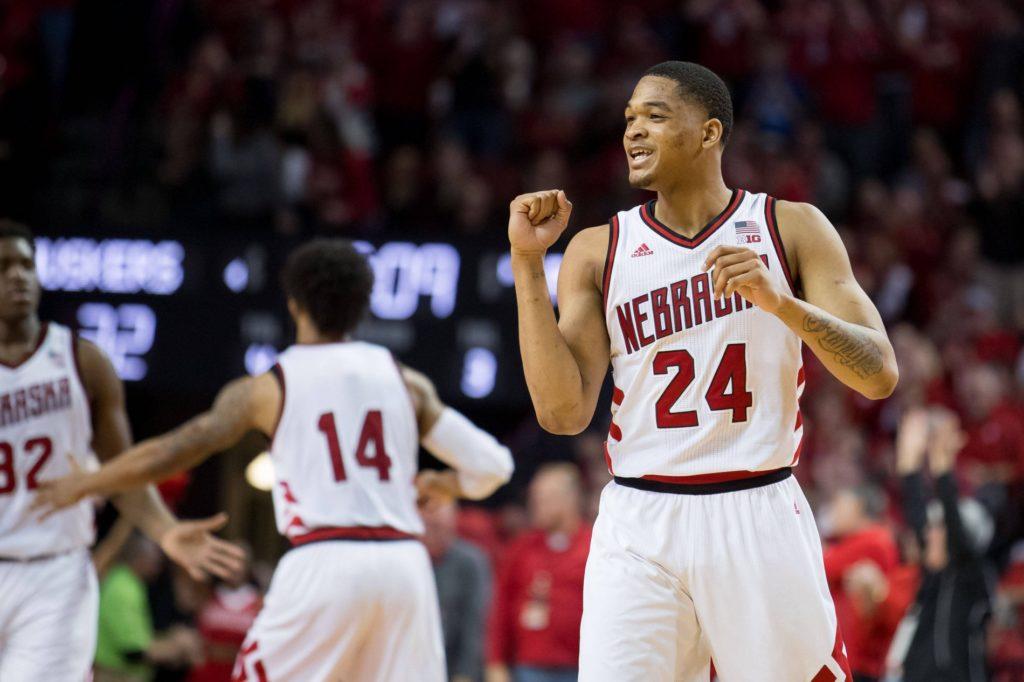 Nebraska Men's Basketball Conference Schedule released