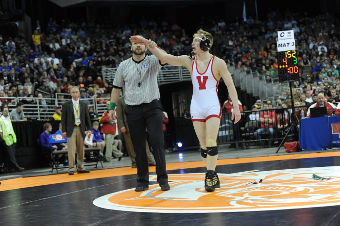 NSAA State Wrestling Set For Omaha