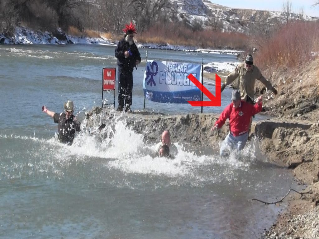 Panhandle Polar Plunge attracts participants of all ages