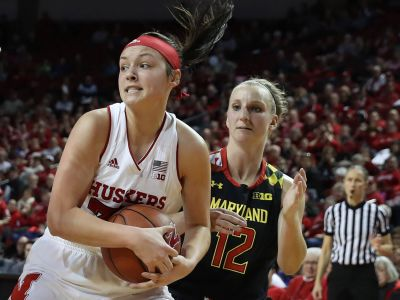 Terps Find A Way To Outlast Huskers