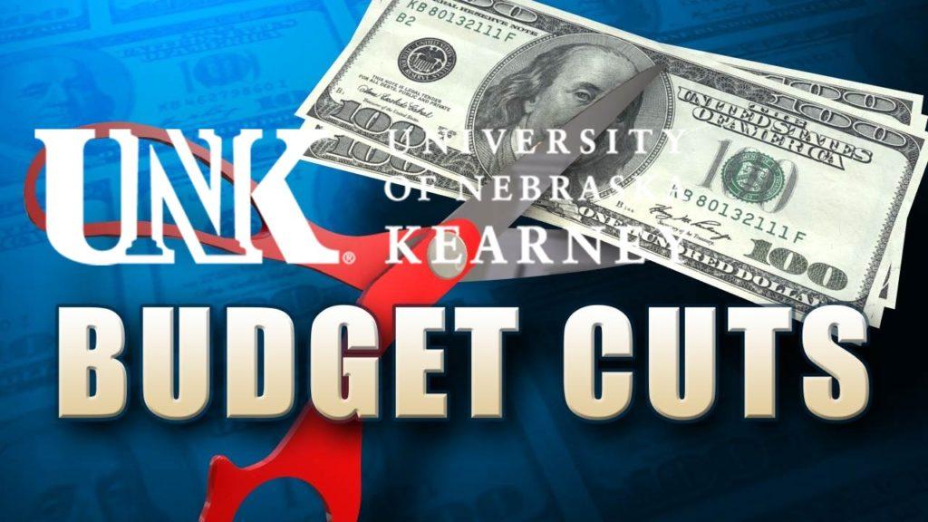 UNK announces unprecedented budget cuts to meet $3.4 million budget gap
