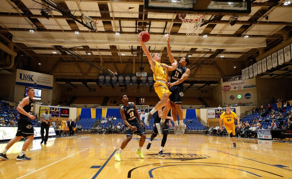 Loper Men Play Well In Victory Over UCO