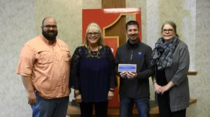 United Way of Western Nebraska congratulates trip drawing winner