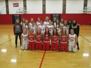 West Point-Beemer and Wahoo Girls to meet in District Final on the Bull