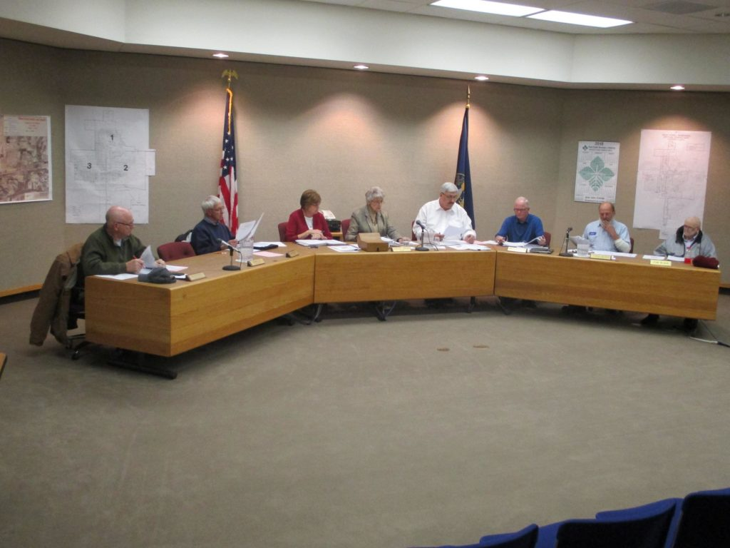 (Audio) West Point City Council Meeting 2-7