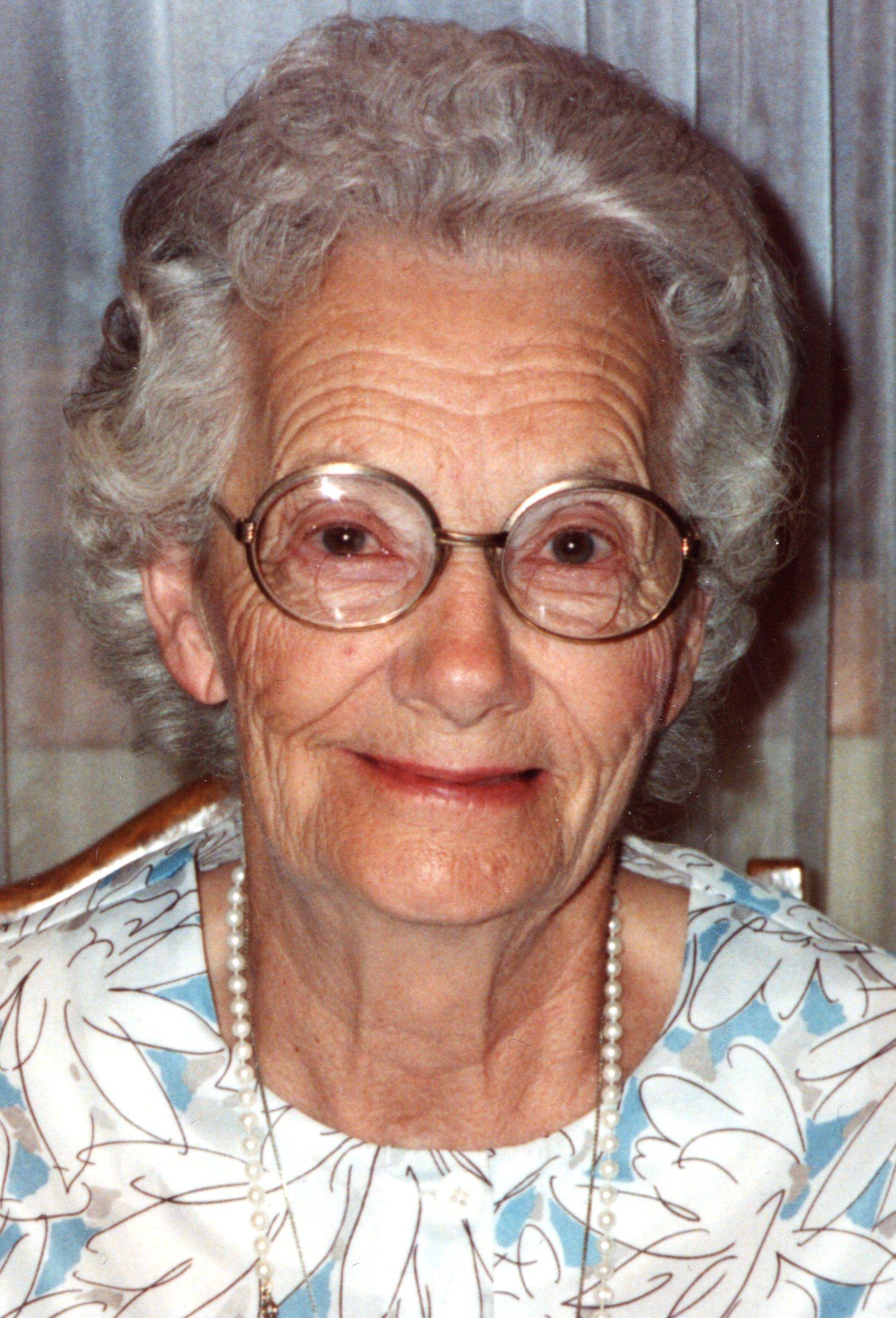 Wilma Mae Wilson, 103, Scottsbluff