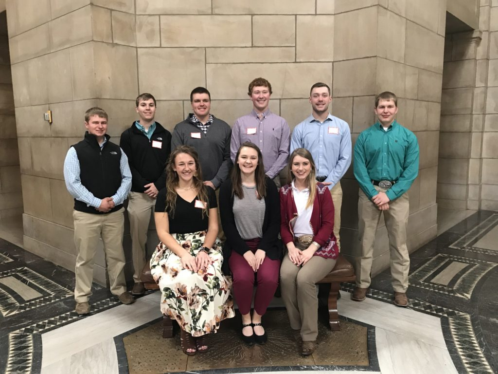 2018 Corn and Soy Collegiate Ambassadors announced