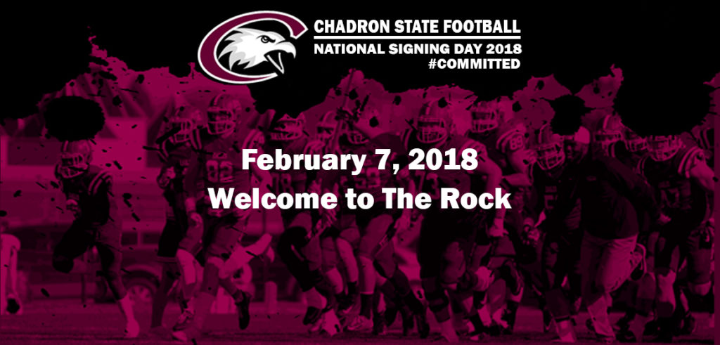 Forty players sign with CSC football