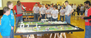 Lego League gets youth involved in science, technology, fun, and teamwork