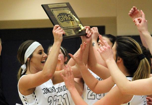 Daum's game-winner lifts Concordia to drama filled GPAC title