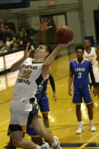 WNCC men use big second half to down Lamar