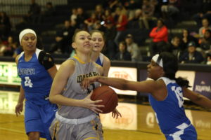 WNCC women capture ninth straight win
